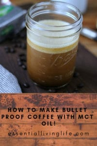 How to Make Bullet Proof Coffee Using MCT OIL